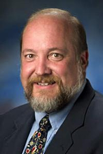 John Sherwood, co-principal investigator