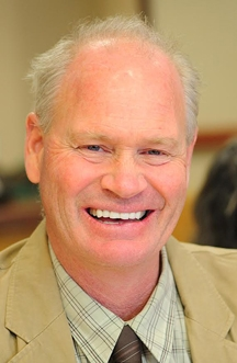 Bill Lewis, CSBA president