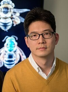 Insu Koh led the research team. (University of Vermont photo)