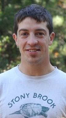 Graduate student Eric LoPresti