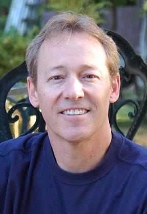 Steve Dana, UC Davis graphic artist