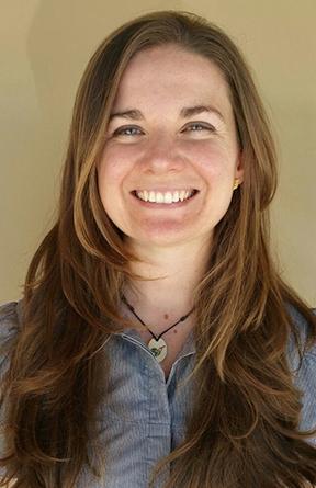 Postdoctoral scholar Bodil Cass of UC Davis