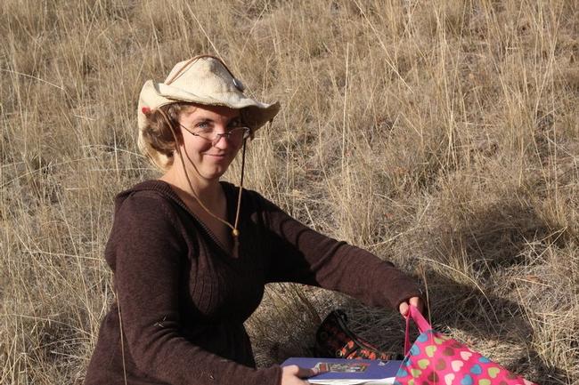 Nematologist Amanda Hodson, a IC Davis professional researcher, will present a seminar on
