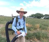 UC Davis alumnus Matt Forister, McMinn Professor of Biology at the University of Nevada, Reno,  will present a seminar at UC Davis on Wednesday, April 25 on his work with understanding the colonization of alfalfa by the Melissa blue butterfly.
