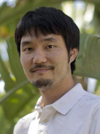 Naoki Yamanaka, assistant professor at UC Riverside