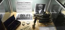 The Bohart Museum of Entomology is featuring a memorial exhibit showcasing a biological control pioneer, George Compere (1858-1928). for Bug Squad Blog