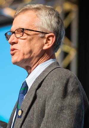 Walter Leal, UC Davis distinguished professor