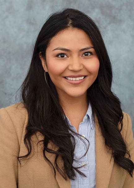 Jasmin Ramirez Bonilla, UC Davis graduate student