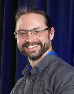 Brendon Boudinot, recipient of the Entomological Association of America's Robert E. Snodgrass Memorial Research Award. (ESA Photo)