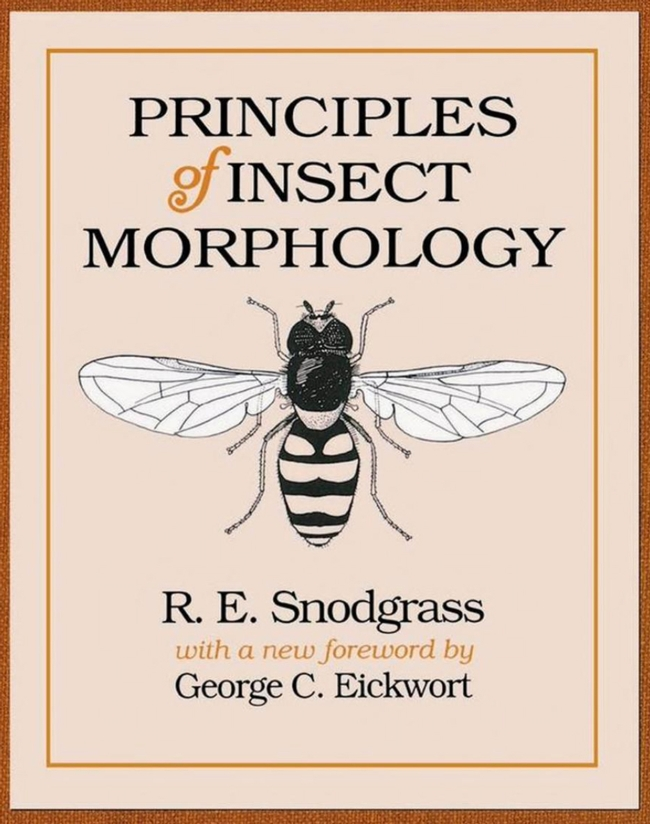 This book changed the life of Brendon Boudinot--from botanist to entomologist.