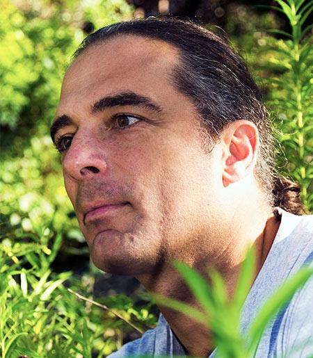 Chemical ecologist Andre Kessler