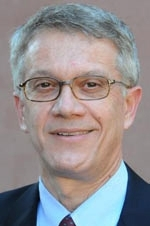 Organizer Walter Leal, UC Davis distinguished professor