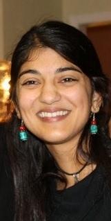 Conservation and plant-pollinator biologist Shalene Jha