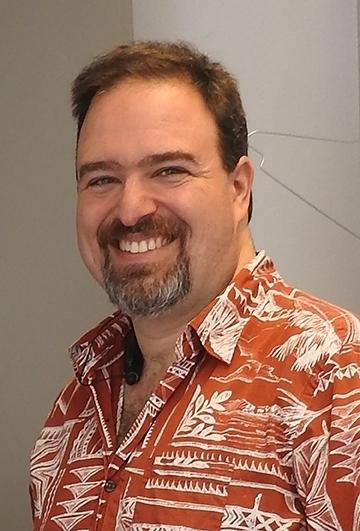 UC Davis medical entomologist and geneticist Geoffrey Attardo (Photo by Kathy Keatley Garvey)