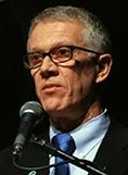 Organizer-moderator Walter Leal, UC Davis distinguished professor