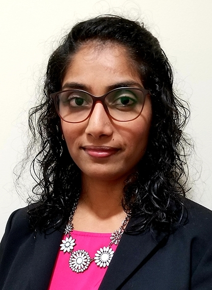 Insect physiologist Swapna Priya Rajarapu
