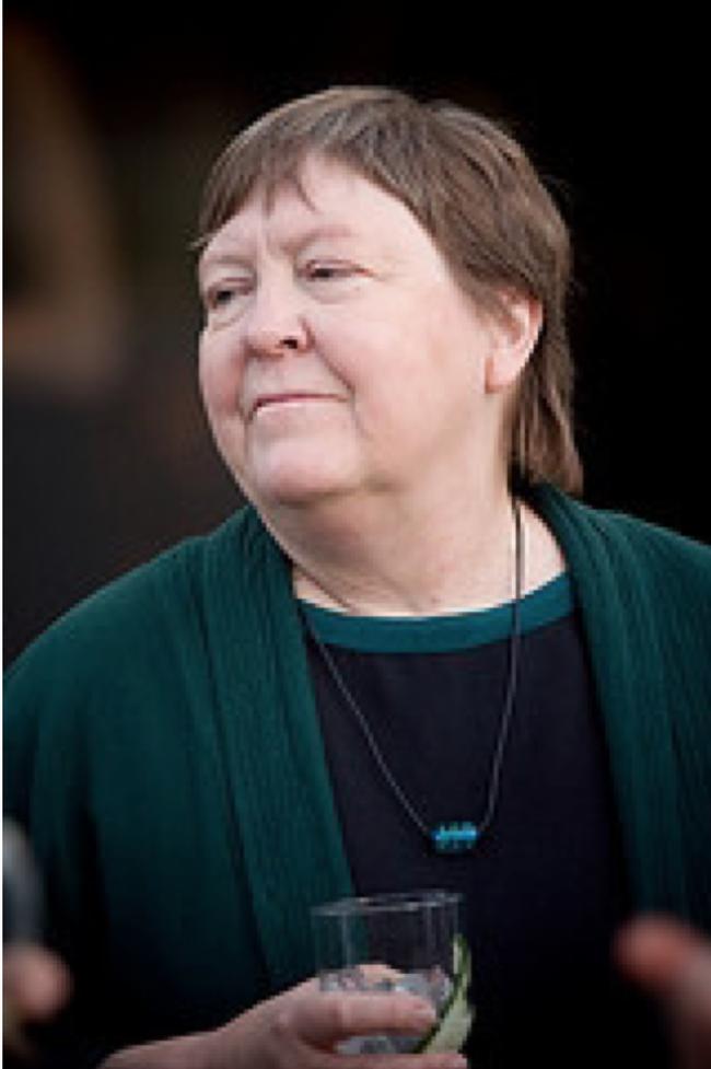 Botanist Beverly Rathcke (1945-2011). (Photo courtesy of the University of Illinois Urbana-Champaign)