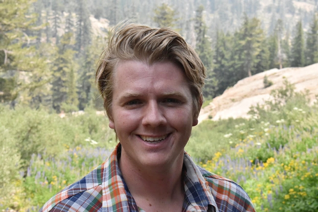 Jacob Francis received a National Science Foundation (NSF) Postdoctoral Research Fellowship in Biology.