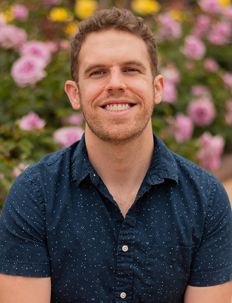 """Jacob """"Jake"""" Cecala received a postdoctoral fellowship granted by the USDA's National Institute of Food and Agriculture."""