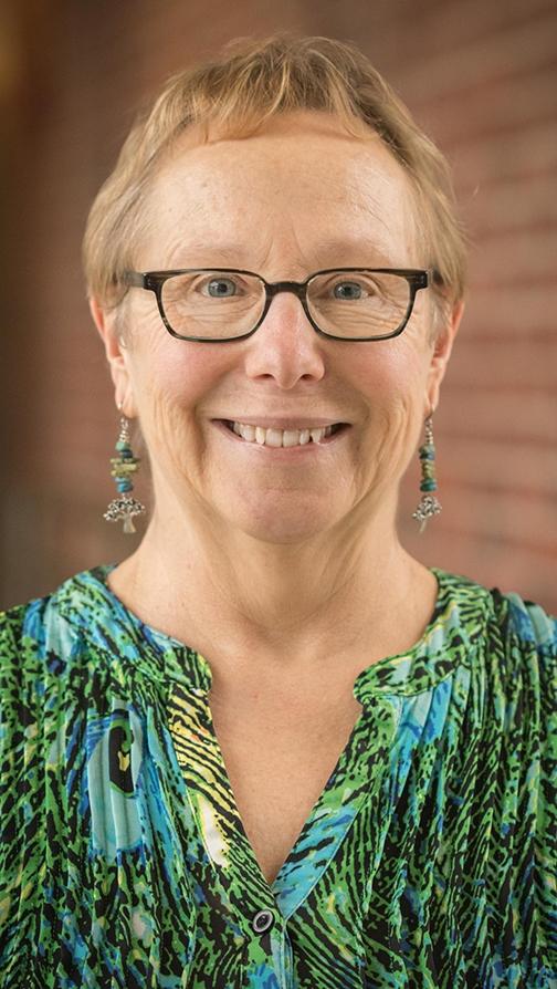 Kelli Hoover, ESA Fellow