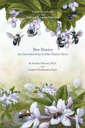 The cover of Bee Basics: An Introduction to Our Native Bees.