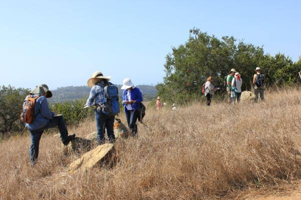 Santa Barbara Botanic Garden Naturalists