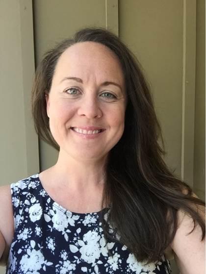 New CalNat Academic Coordinator Sarah-Mae Nelson.