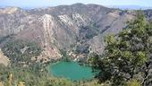Zaca Lake, located in Santa Barbara County, California. Photo by Michael Cheetham.