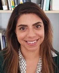 Parisa Parsafar, UC Riverside.