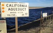 The California Aqueduct. Photo by Doug Parker.