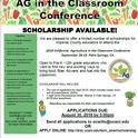 scholarship flyer new