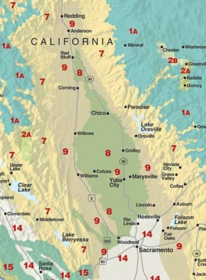 Mystified by Climate Zones? , The Real Dirt Blog , ANR Blogs