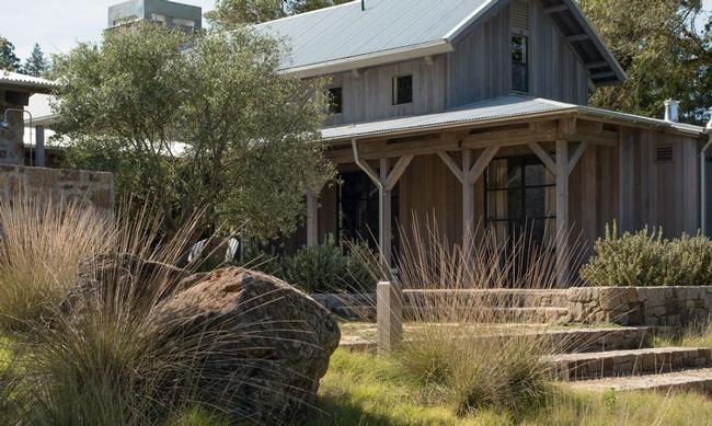 Naturalistic California garden, Eve Werner