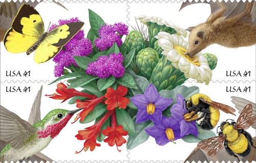 pollinatorstamp