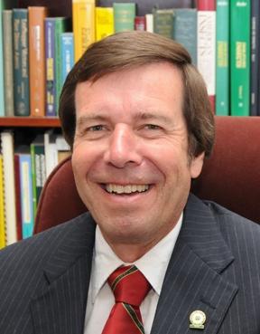 Frank Zalom, lead UC Davis investigator. (Photo by Kathy Keatley Garvey)