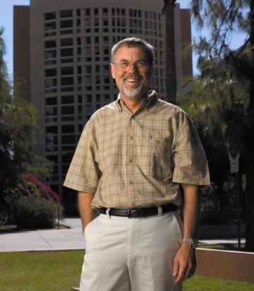 Provost Robert E. Page Jr.