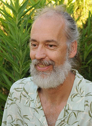 Evolutionary ecologist Scott Carroll