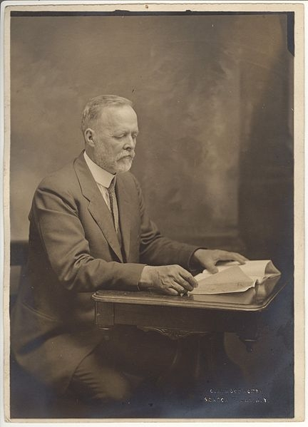 Charles W. Woodworth (Courtesy of Wikipedia)