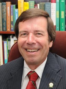 Frank Zalom, ESA president (Photo by Kathy Keatley Garvey
