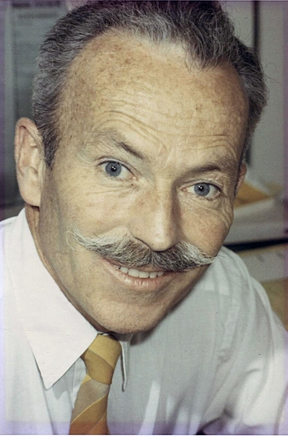 Charles Judson, circa 1970s.
