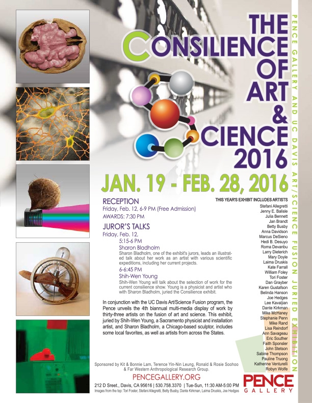 Consilience-Pence 2016