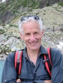 Professor/ecologist Rick Karban