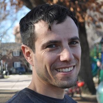 Aaron Parsons, associate professor of astronomy