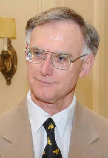 Eric Mussen, WAS president
