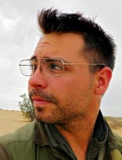 Brendon Boudinot, co-coordinator