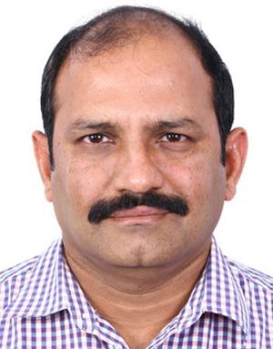 Ramesh Sagili, state partner collaborator