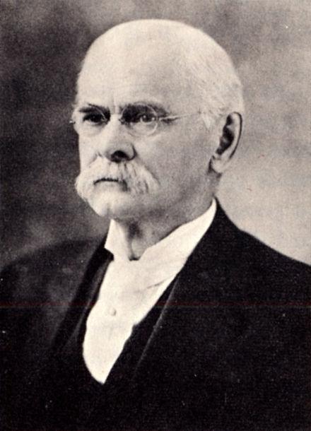 John Henry Comstock