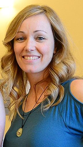 UC Davis alumnus Danielle Wishon said Kimsey