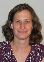Karen Menuz, first speaker