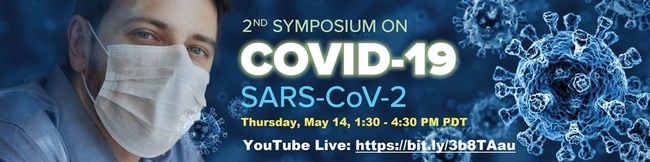 COVID-19 Symposium on May 14